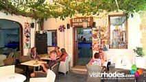 Lindos village & Lindos Beach - Visitrhodes.com
