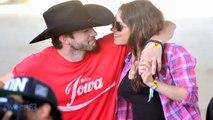 Pregnant Mila Kunis Wears Jean Shorts While Running Errands