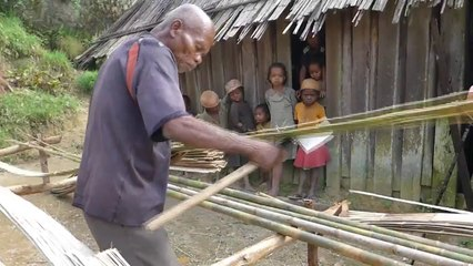 madagascar toiture bambou