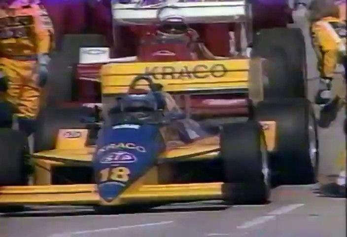 CART 1987 R01 Long Beach