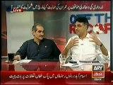 Asad Umar Telling an Interesting Story 'How he met Khawaja Saad Rafique'