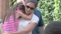 Katie Holmes Talks Raising Suri Cruise, Says She Doesn't Look Back At Her Past With Tom Cruise