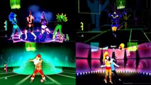 Pound The Alarm | Just Dance 2014 | ALL DANCE MODES