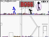 Videos of stick figure fighting - Xiao Xiao 3