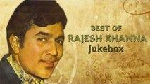Rajesh Khanna Hit Songs Collection - Greatest Hits Jukebox - Superhit Evergreen Hindi Songs