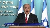 Netanyahu: le Hamas est responsable des souffrances de Gaza