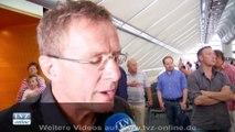 Ralf Rangnick zu Gast bei der LVZ: Sportdirektor bleibt bis 2016 bei RB