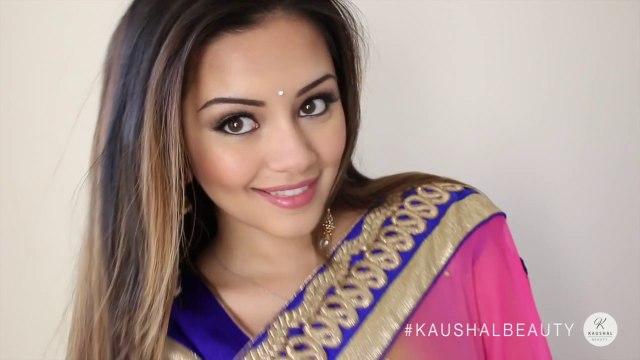 Tutorial | Indian Wedding GRWM | Kaushal Beauty