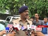Two motorcycle-borne goons robbed businessman, Rajkot - Tv9 Gujarati