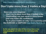 Forex Trading for beginners - 2 Tips for forex trading for Beginners