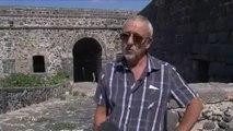 AGDE - 2014 - Quel avenir pour le Fort de Brescou  - France 3 Languedoc-Roussillon