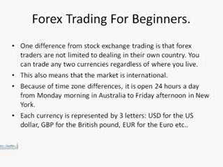Forex Trading for Beginners Easily for Newbies Forex, Investing, Trading