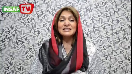 Fauzia Kasuri Exclusive Message for Azadi March