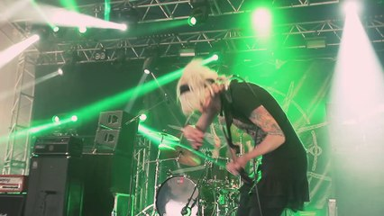 SUBROSA live at Hellfest 2014