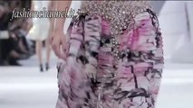 """""""Karl Lagerfeld talks about Chanel"""" Spring Summer 2012 pret-a-porter women Paris by Fashion Channel"""