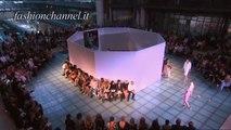 """Ennio Capasa Costume National"" Spring Summer 2012 Paris HD 1 of 2 pret a porter women by Fashion Channel"