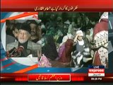 Tahir Ul Qadri Addressing Minhaj Ul Quran Workers In Lahore