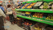 Russia Hits Back On Sanctions; Bans Food From West