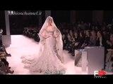 """""""Elie Saab - Tony Ward"""" Spring Summer 2011 Bridalwear Paris & Rome by Fashion Channel"""