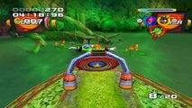 Sonic Heroes - Team Chaotix - Étape 10 : Lost Jungle - Mission Extra