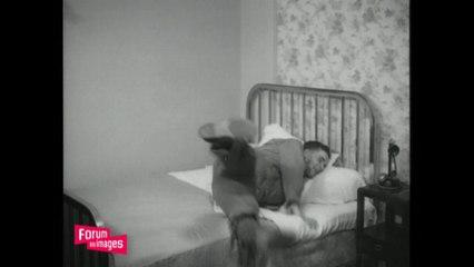 Un GI dans son lit