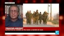 Gaza-Israel _ le Hamas dement avoir tire les roquettes et rompu le cessez-le-feu