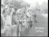 DiFilm - Belgrano Athletic Club disputa match de rugby 1971