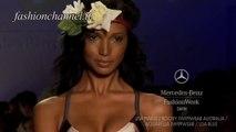 """Lisa Maree Kooey Swimwear Australia Aquarella Swimwear Lisa Blue"" SS 11 Miami HD by Fashion Channel"