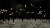 """""""Danse macabre"""", reconstitution (extrait)"""
