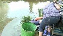 Un Belge ivre tombe à l'eau pendant un concours de pêche