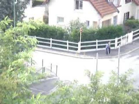 Die französische Polizei