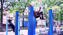 Samer Delgado - Calisthenics Workout