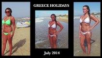 Clip playa ( Greece holidays july 2014 )