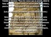 Algerie 2013 Bouteflika & DRS _ La nouvelle religion du gouvernement et du DRS _ (Algeria)