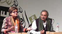 LLF 2014 Humor as Subvertor - Ali Aftab Saeed, Mohammed Hanif, Salima Hashmi with Salman Shahid (PART 1-3)