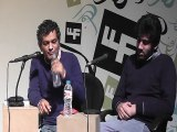 LLF 2014 Humor as Subvertor - Ali Aftab Saeed, Mohammed Hanif, Salima Hashmi with Salman Shahid (PART 2-3)