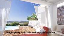 4-Bed 3-Bath Villa for sale in Benahavis,Malaga, Spain by Viddeo.biz