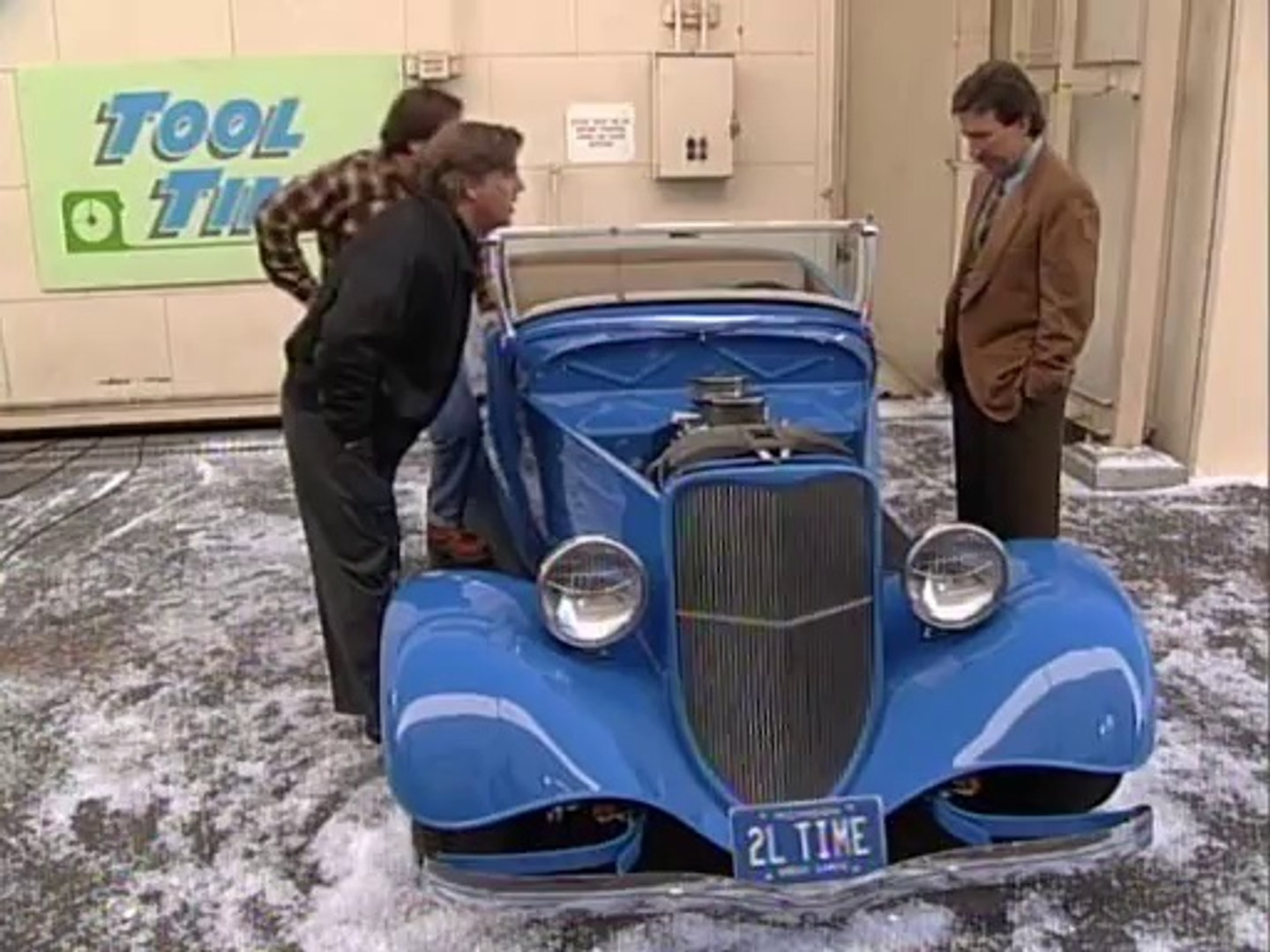 Home Improvement 4x14 Brother Can You Spare A Hot Rod Video Dailymotion