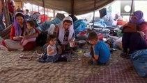 Iraq: Mass exodus from militant-held Mosul