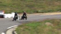 Sui Pirenei campionato di Longskate Downhill: brividi e velocità