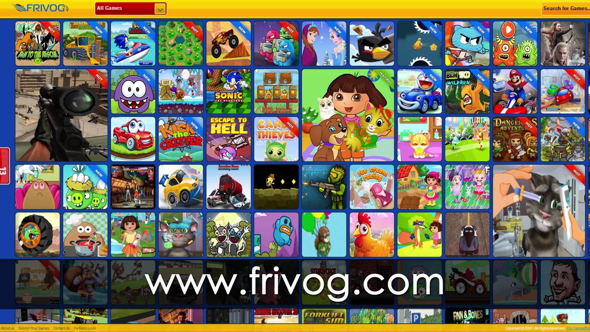Friv Best Online Games Video Dailymotion