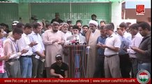 Dr. Tahir-ul-Qadri's Press Conference (Morning Time) - 9th August 2014