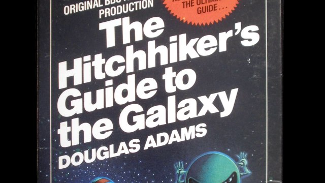 Hitchhiker's Guide to the Galaxy - part 1