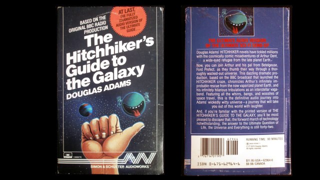 Hitchhiker's Guide to the Galaxy - part 2