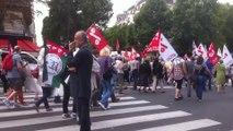 Manifestation du 9 août à Paris pour mettre fin aux massacre des Palestiniens de Gaza par Israël