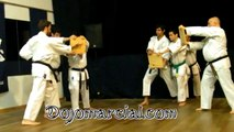 Roturas de maderas - Karate - Woods breaks