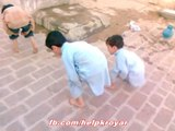 Kids Perfoming On Funny Music