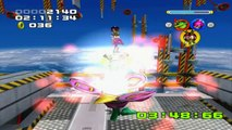 Sonic Heroes - Team Chaotix - Étape 13 : Egg Fleet - Mission Extra