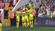 Emmanuel Adebayor Goal - Tottenham vs Schalke 1-0 Friendly Match 2014 HD