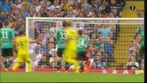 Tottenham vs Schalke 2-1 All Goals and Highlights ~ Friendly Match 2014